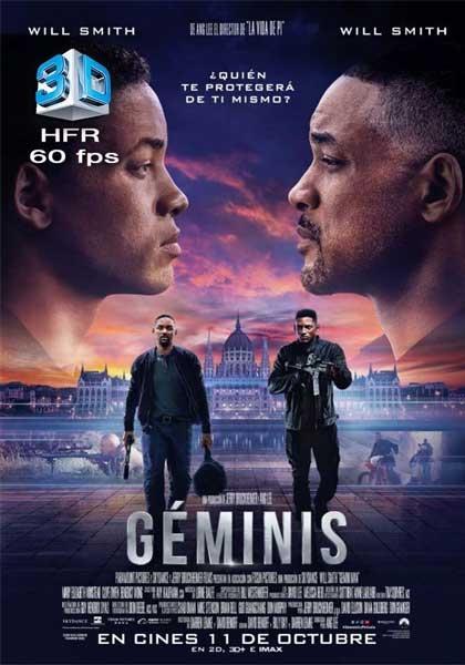 GÉMINIS - 3D