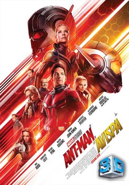ANT-MAN Y LA AVISPA - 3D