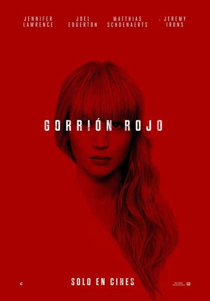 GORRION ROJO