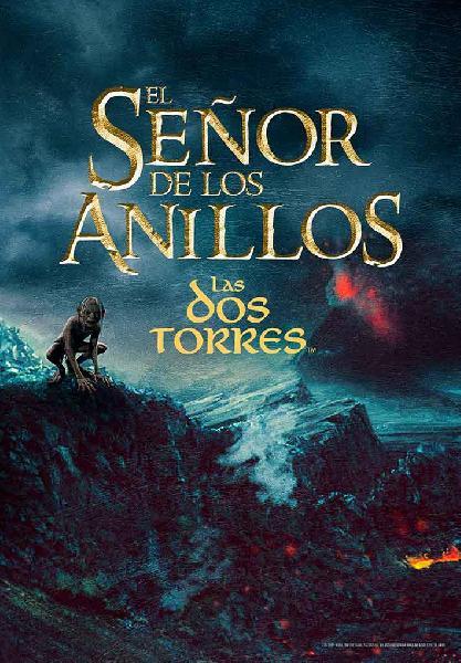 4K EL SEÑOR DE LOS ANILLOS: LAS DOS TORRES
