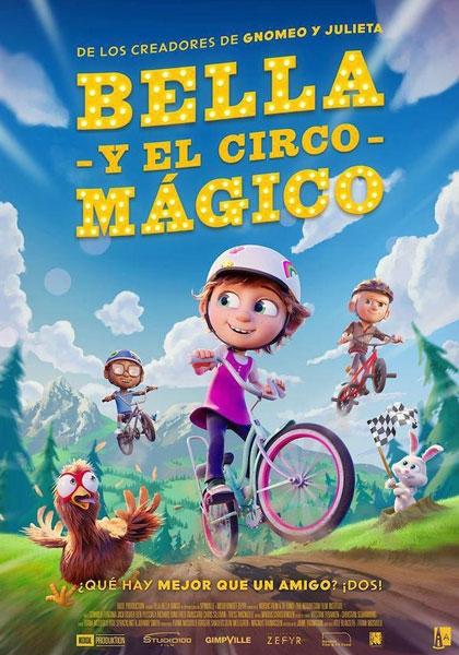 BELLA Y EL CIRCO MÁGICO