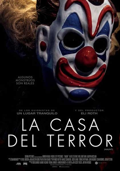LA CASA DEL TERROR ( HAUNT)