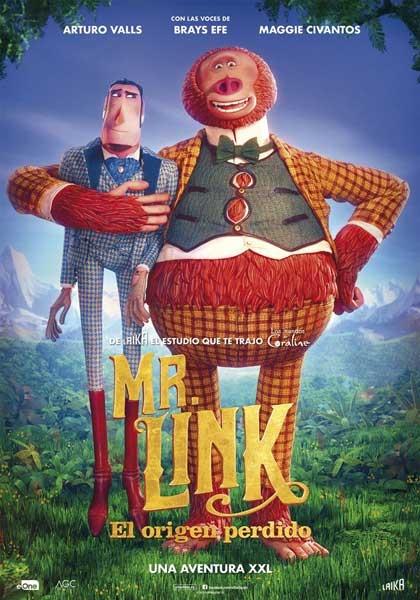 MR.LINK. EL ORIGEN PERDIDO