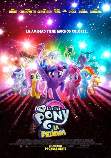 MY LITTLE PONY. LA PELÍCULA