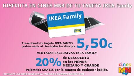 SÁCALE AÚN MÁS PARTIDO A TU TARJETA IKEA FAMILY