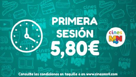 PRIMERA SESIÓN A 5€
